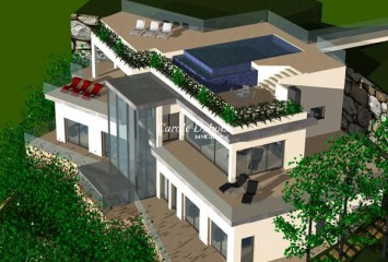 Newly built  modern house for sale in AiguaXelida, Tamariu