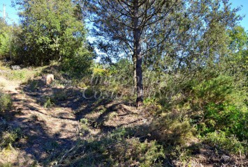 Large building plot with open views for sale in Residencial Begur