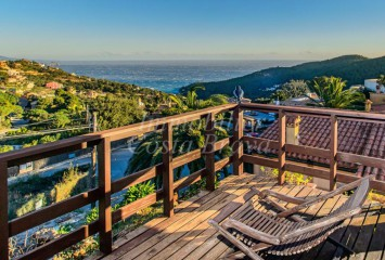 Detached house with sea views for sell in La Borna, Begur