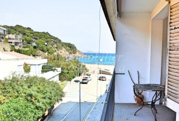 Bel 2nd floor apartment for sale in Begur, Sa Riera, 200 m to the beach