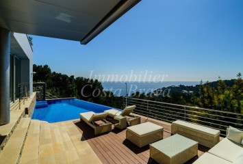 Modern villa for sale in Aigua Xelida, Tamariu