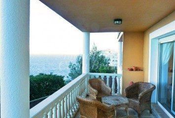 1st line ground floor appartment for sale,  located in Begur, Aigua Freda