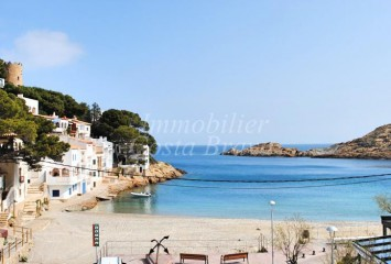 Exclusive 1st line typical house for sale in Sa Tuna, Begur
