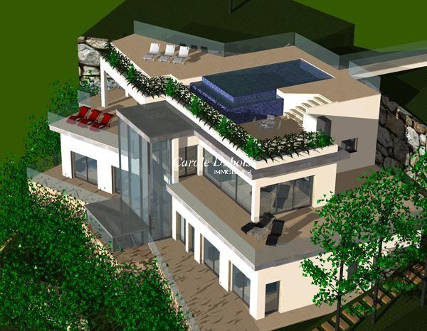 Casas con terrazas modernas images for Casas con terrazas modernas
