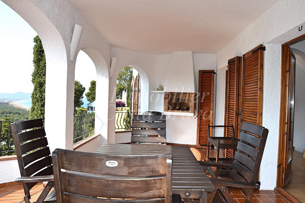 Casa de estilo catal n con vistas al mar en venta en begur sa punta - Casa en catalan ...