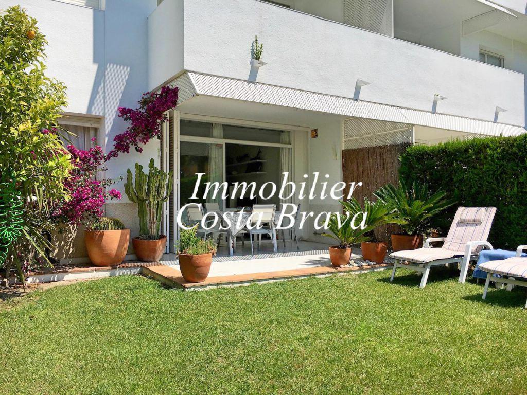 Tr s bel appartement de rdc vendre avec jardin privatif for Appartement rdc jardin