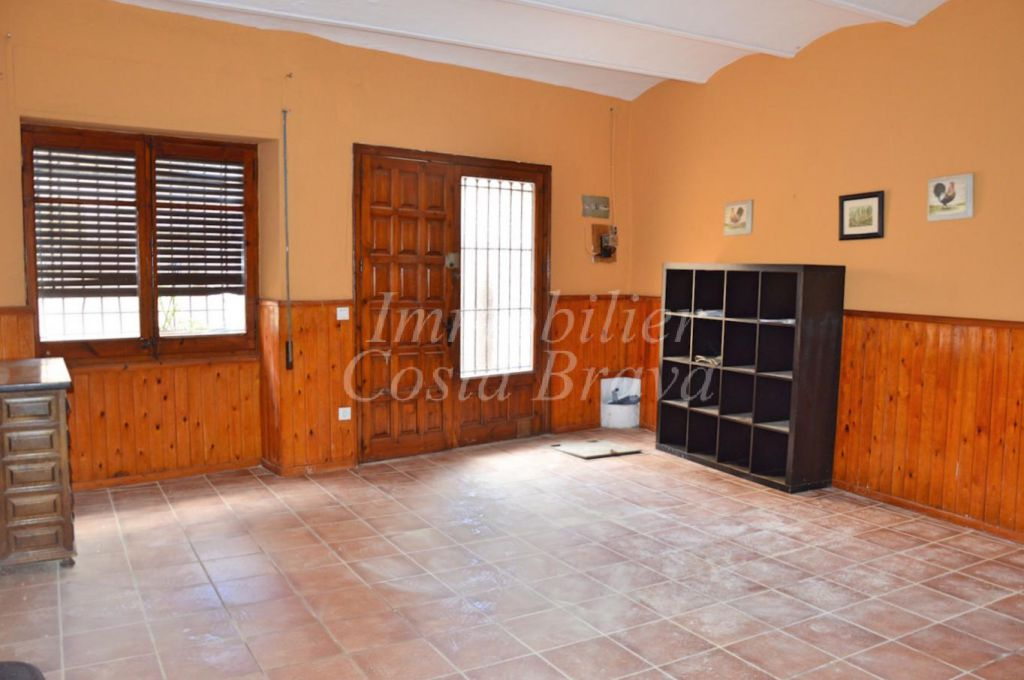 Rustic Stone House Full Of Charm For Sale In The Centre Of Begur - 100-wood-and-stone-house