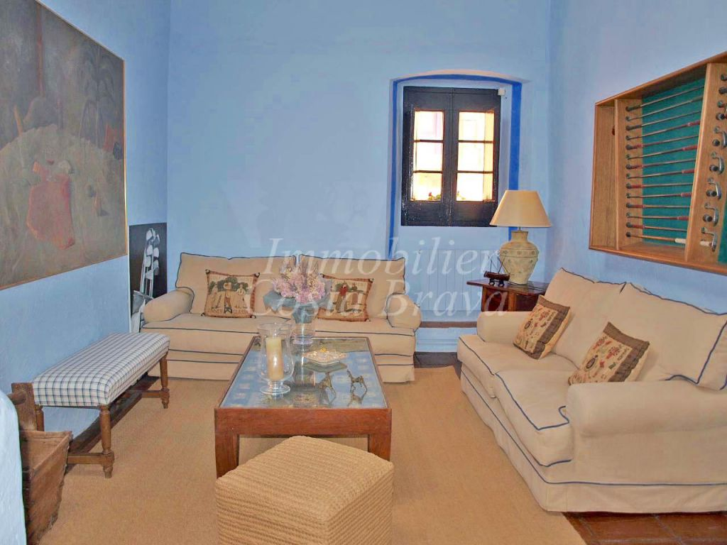 Rustic stone house full of charm from the 18th century for sell in ...