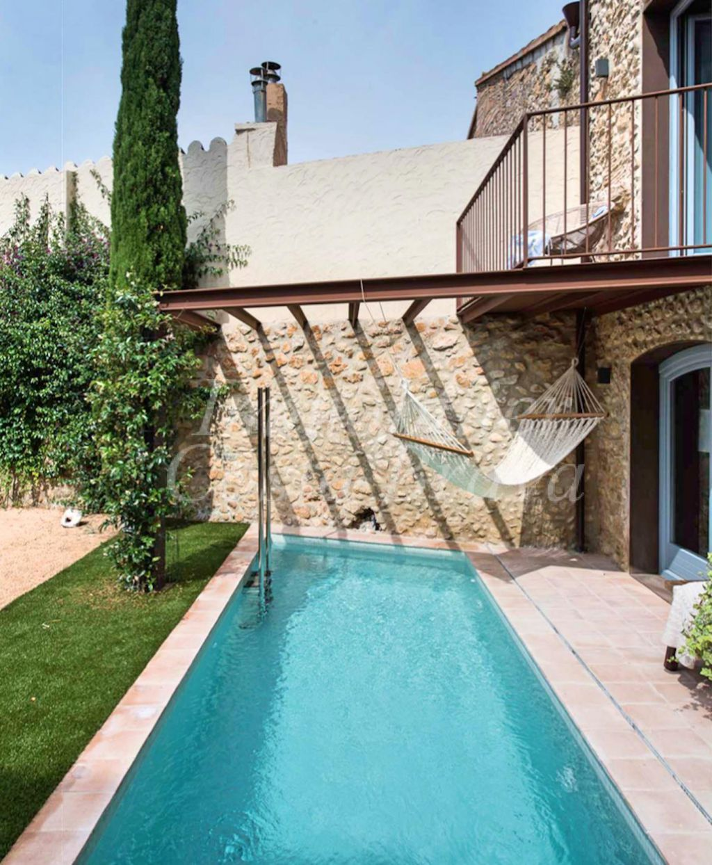 Beautiful rustic stone village house totally refurbished for sell ...