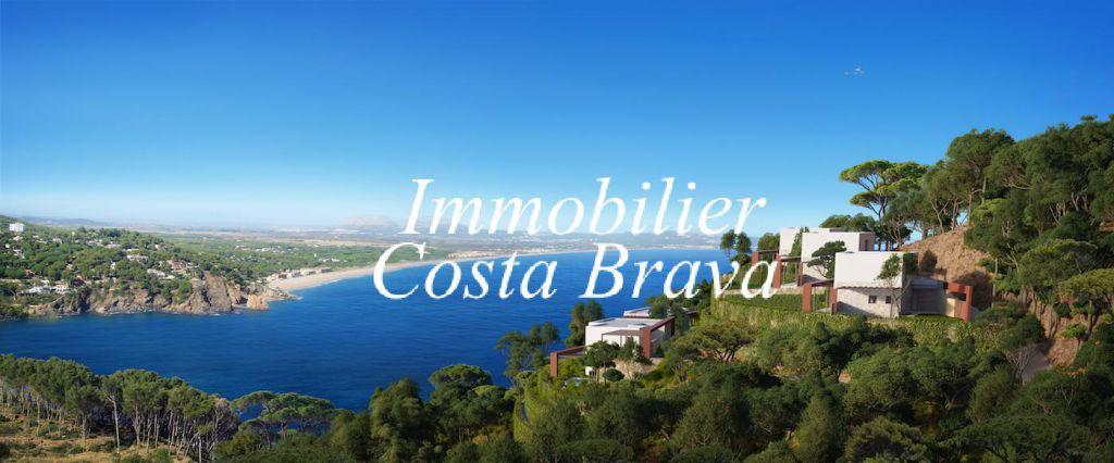 Villas De Luxe Costa Brava A Vendre